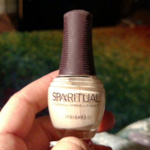 Brand new Sparitual Nail Lacquer in Breathless. Value is - Depop