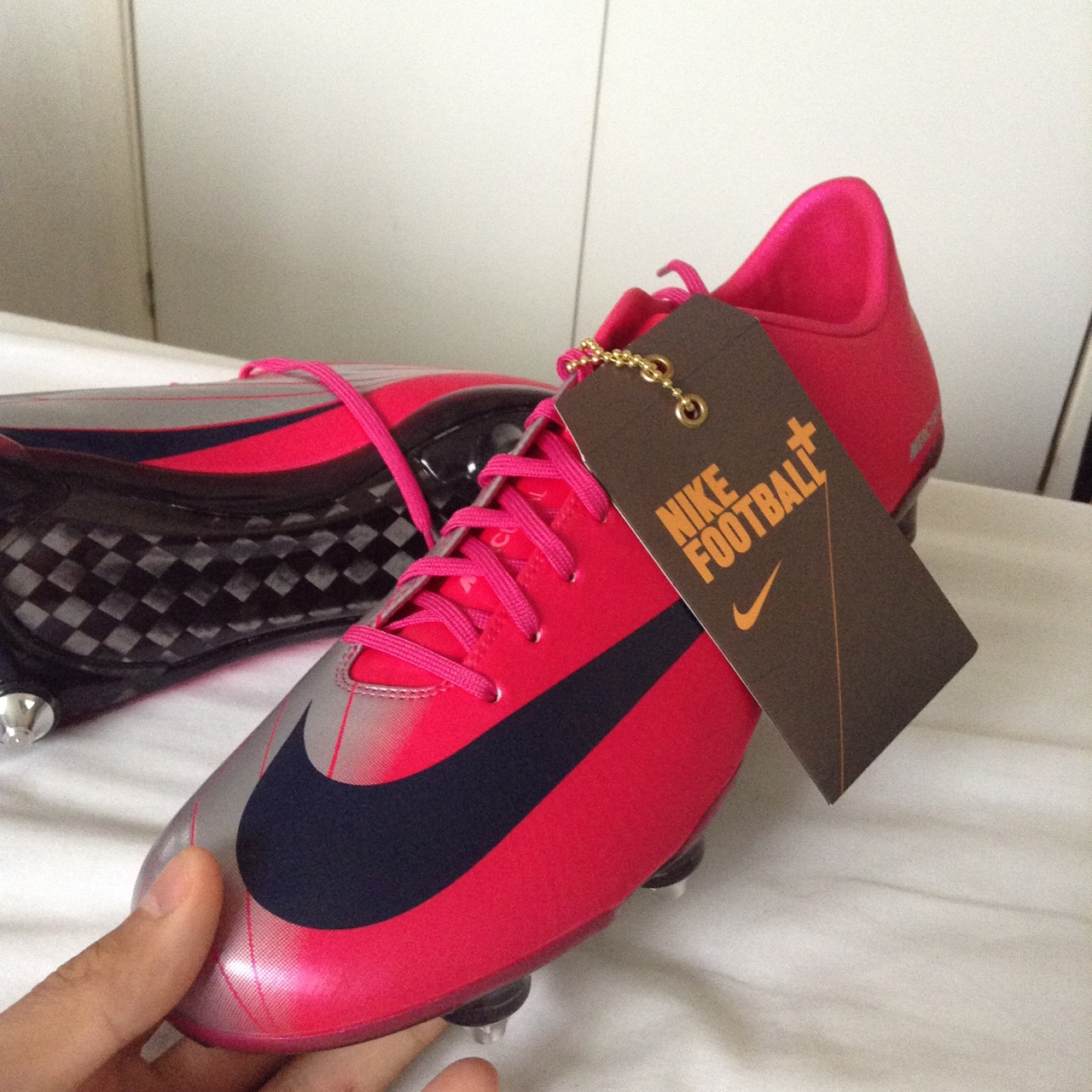 pretty nice 0b89b 2dc47 Nike Mercurial Vapor SUPERFLY II SG (Brand New with ...