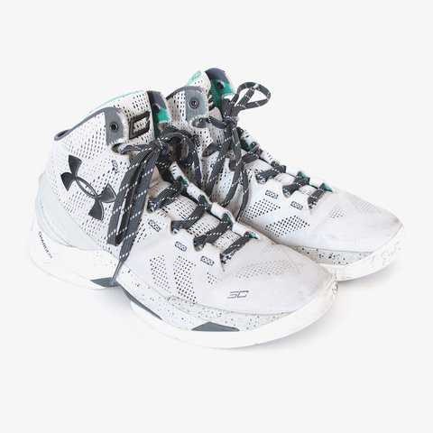 quite nice d2bc7 009f6 Under Armour Curry 2 Grey- 0
