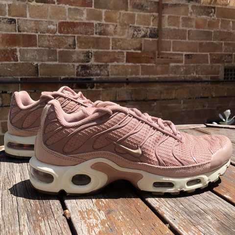 Nike Air Max Plus TN in particle pink