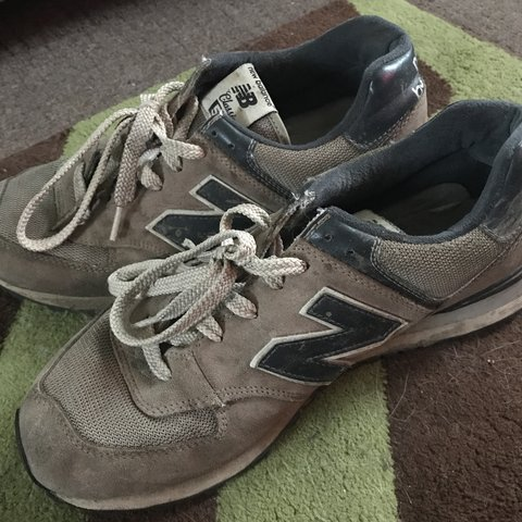 310272ac205be New balance classic 574 trainers. Very good condition. Will - Depop