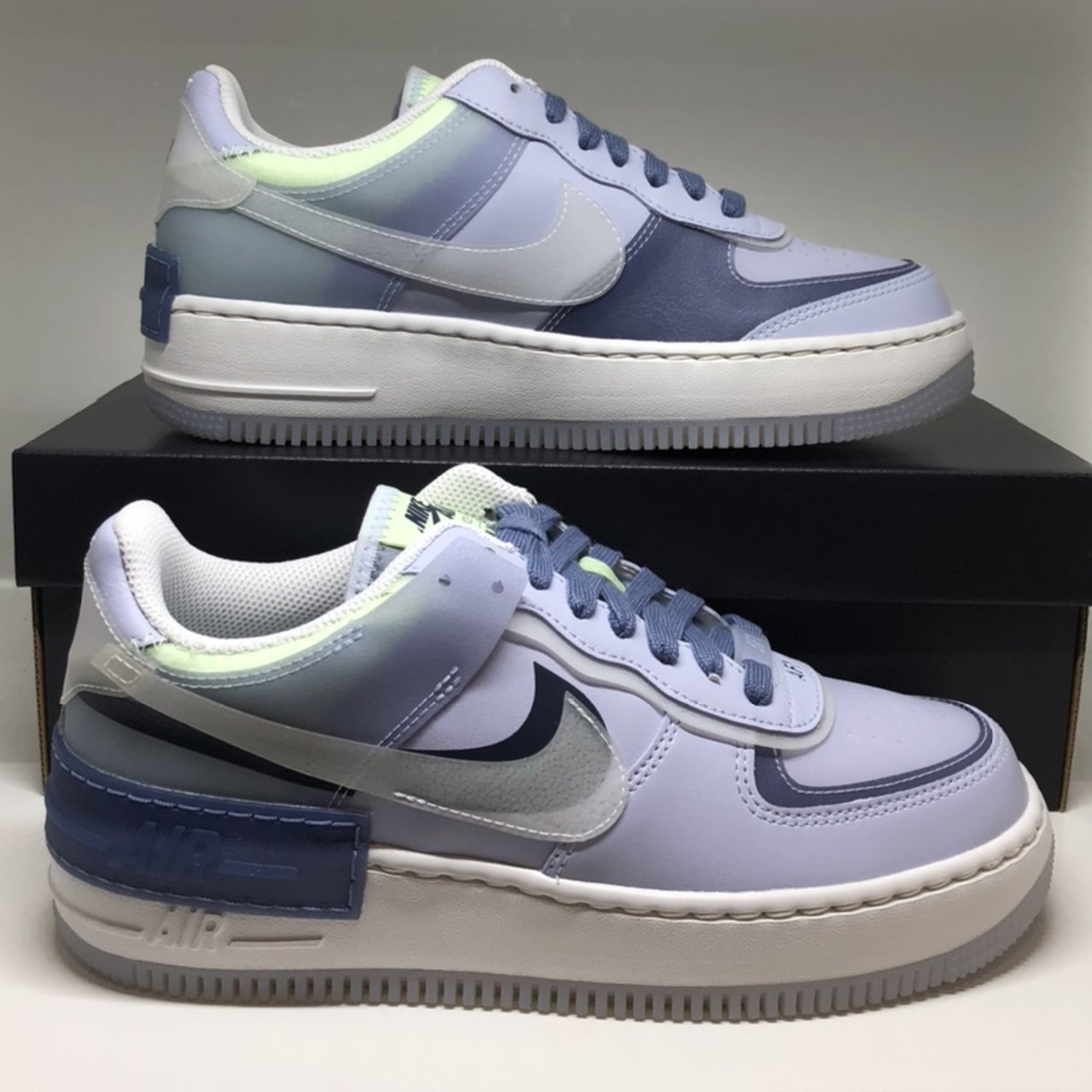 Nike Air Force 1 Shadow Ghost World Indigo Summit Depop If you want something that is universally appealing, the air force 1 low is here to meet your needs. nike air force 1 shadow ghost world