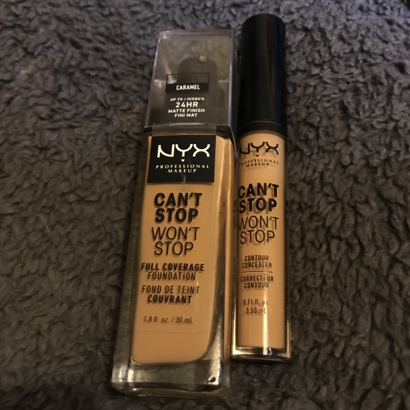 Nyx cant stop wont stop