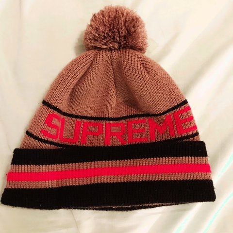 dbbebed69e6d96 ... buy supreme beanie supreme supremenyc fall hats beanie depop cb295 11475
