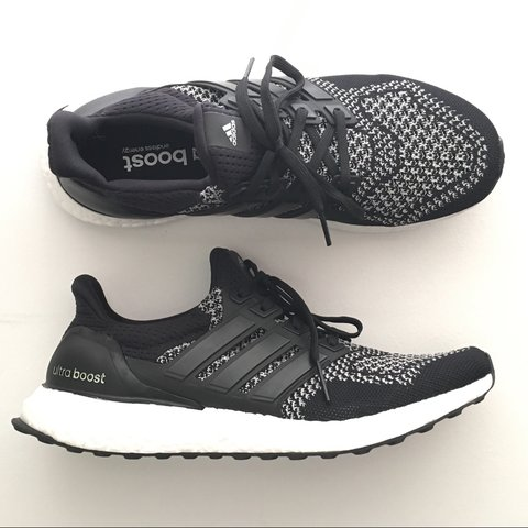 8d35b19cb ▫️WTS  Adidas Ultra Boost Limited Edition 3M ▫️Size 8  yeezy - Depop
