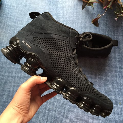 promo code 76592 a9a10 ... NIKE SHOX TL MID SP ...