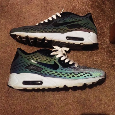 best service 169de aa9d2  jstoba. 3 months ago. Manchester, Manchester, UK. PRICE DROP Nike air max  90 ultra moire holographic ...