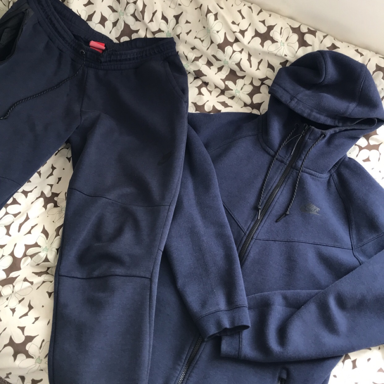 Navy Nike Tech Tracksuit Off 70 Free Shipping