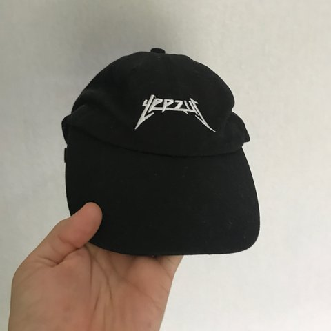 fbd75231 Authentic YEEZUS tour merch cap! This was purchased from a - Depop