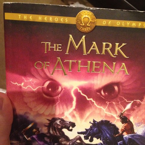 The Mark Of Athena Full Book