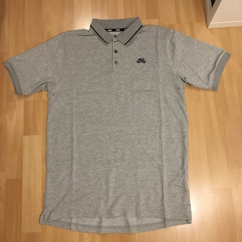 028362ab @kevlar94. 3 days ago. Southampton, United Kingdom. Nike SB grey polo shirt  | Size M | barely ...