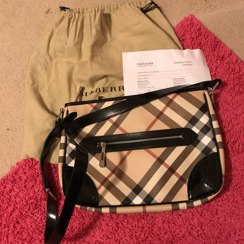 5ec7e6055ef1 Authentic Burberry crossbody bag! Literally in brand new and - Depop