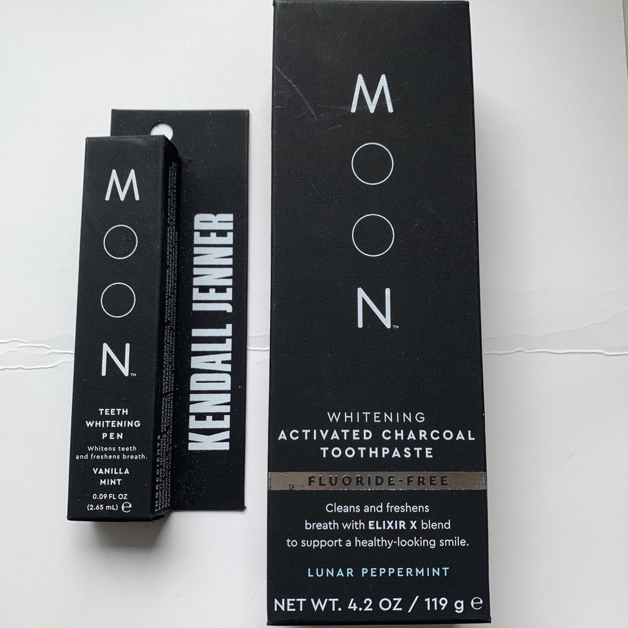 Moon Oral Care Kendall Jenner Whitening Pen And Depop