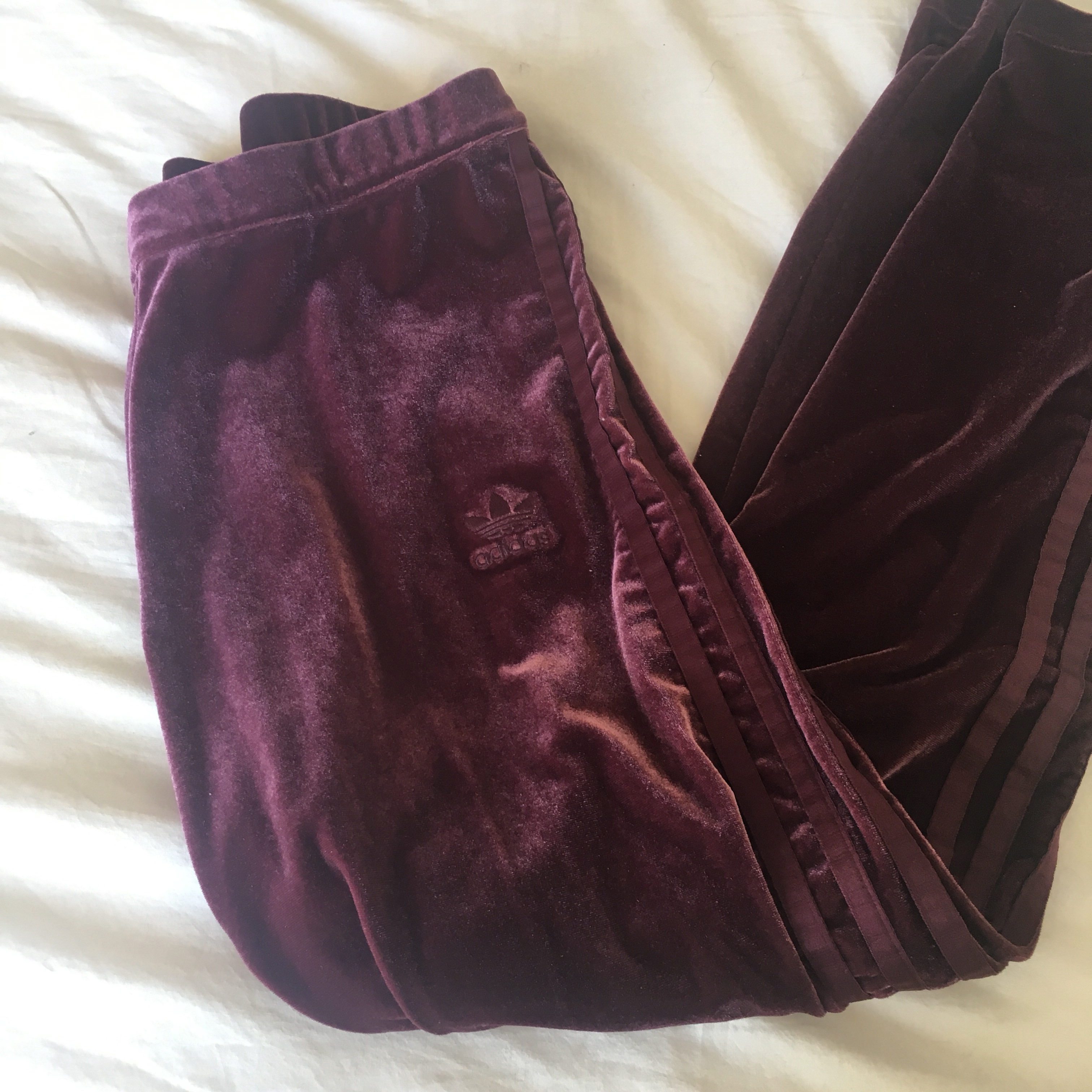 adidas originals velvet vibes set worn 1x ~ like Depop
