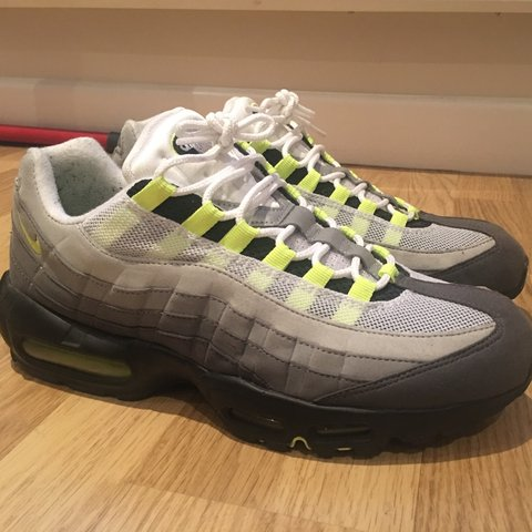 new arrival 33724 fff48  witts. 2 years ago. London, UK. Nike Air Max 95 OG Neon ...