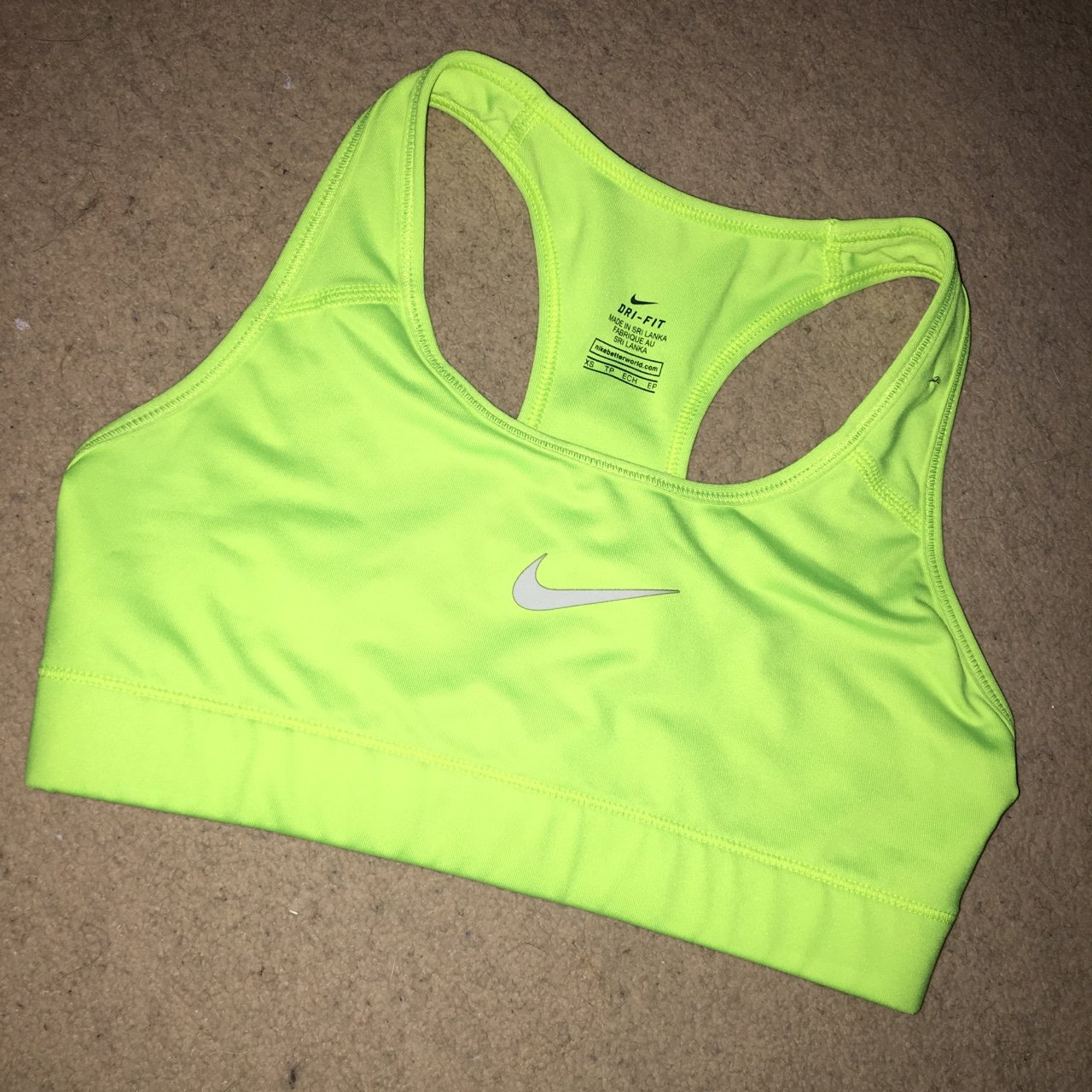 3435d70b9f Nike sports bra - worn a few times but in perfect condition - Depop