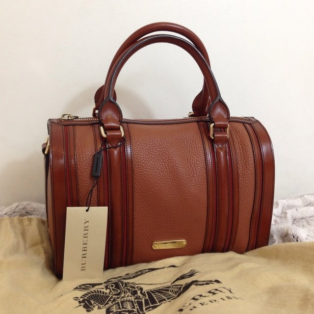Authentic Burberry bag in