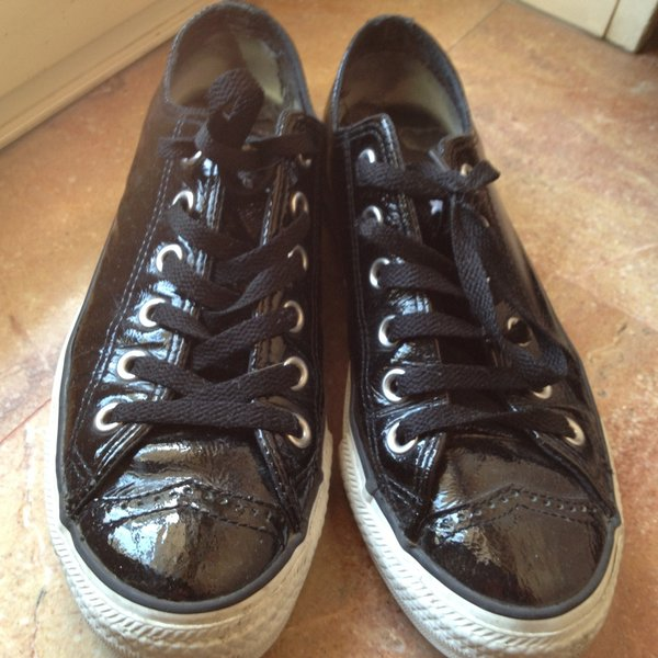 all star converse nere basse 38