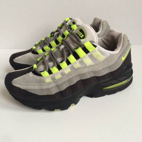 buy online 4757a 0a29a  johnsvintage. 4 years ago. Portsmouth, Portsmouth, UK. Nike Air Max 95  Neon OG ...