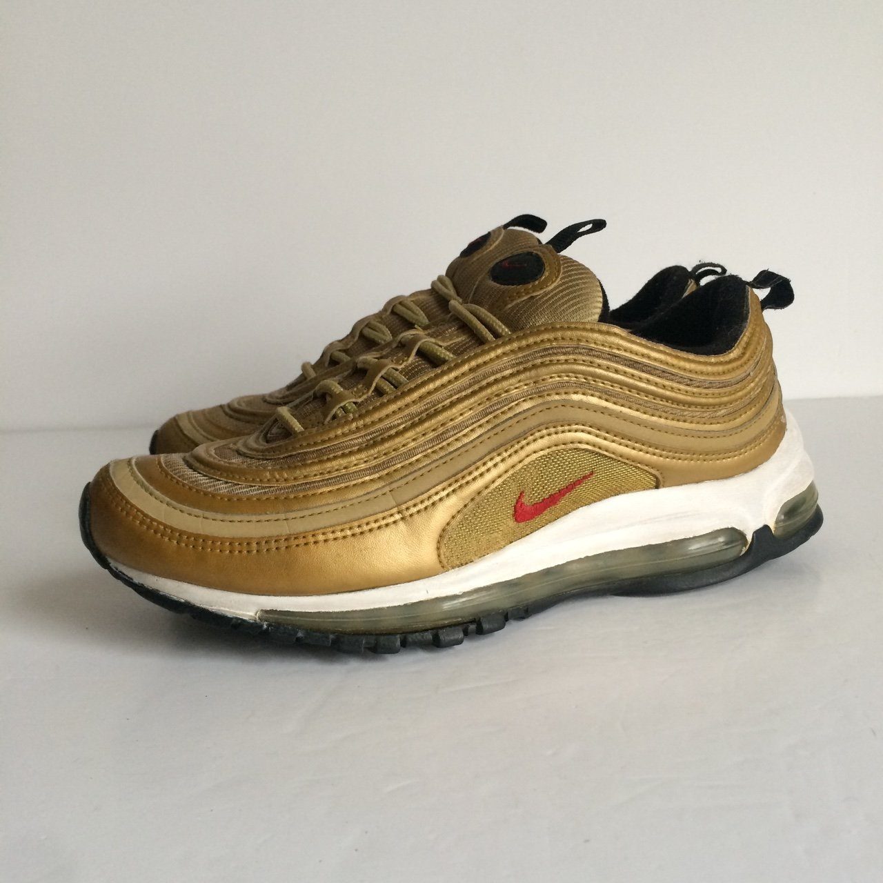 95e568f866 @johnsvintage. 3 years ago. Portsmouth, UK. Vintage Nike Air Max 97 ...