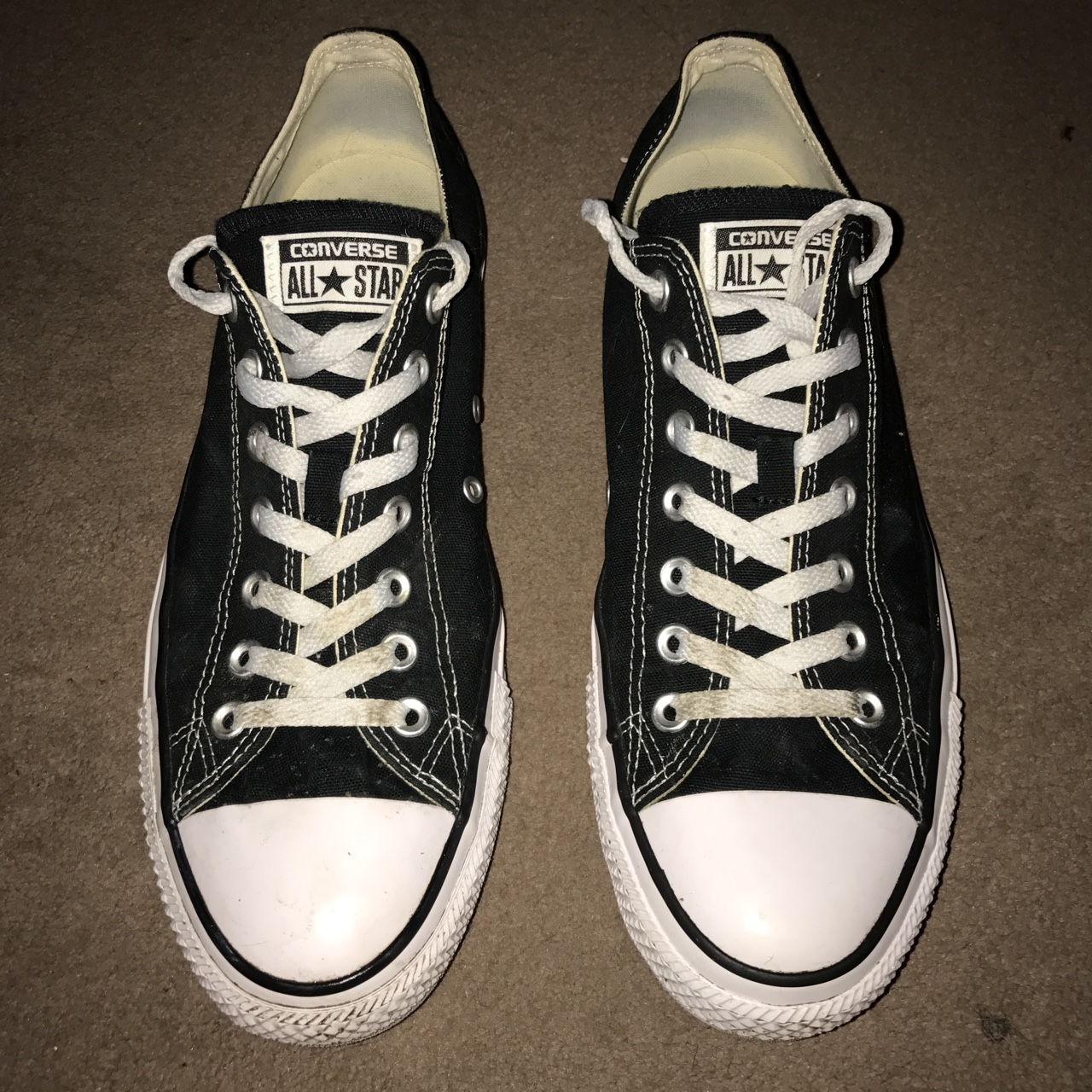Converse All Star Chuck Taylor Shoes Trainers Depop