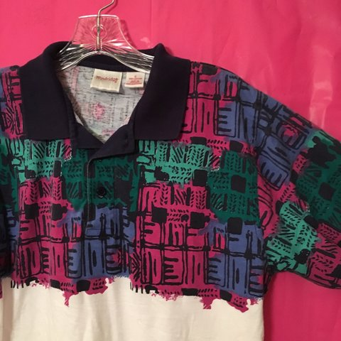 79817074 ✨ Vintage Shirt ✨ 📌CONDITION: Amazing! *Damage: can't any - Depop
