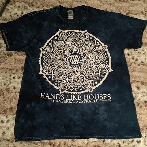 2062447e @charlotteydgx. 2 years ago. Southampton, UK. Hands like houses unisex  merch t-shirt.
