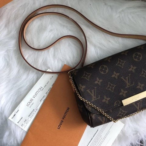 edf81aacb27 @phancy. 6 months ago. United States. Louis Vuitton PM Monogram crossbody.  PRE-LOVED!