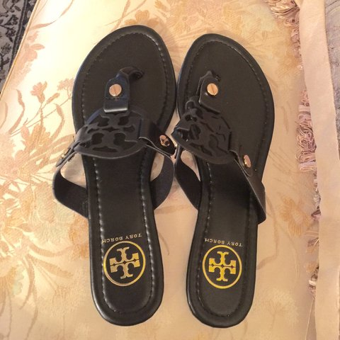 918da0868 One pair  49Tory burch miller similar sandals ! Not original - Depop