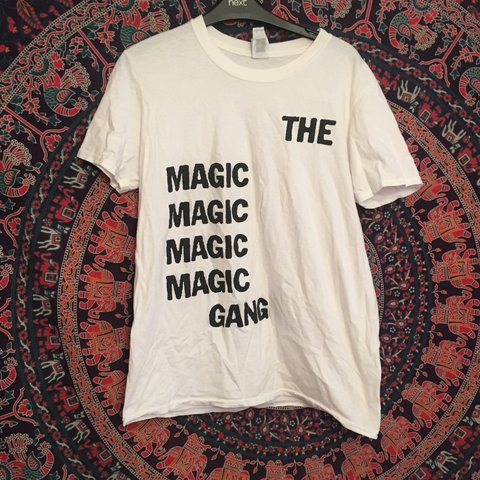 bdfcb30ad The Magic Gang T-shirt, size M, immaculate condition! the , - Depop