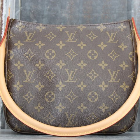 7e355dcb9 Looping mm louis vuitton originale #louisvuitton #looping - Depop