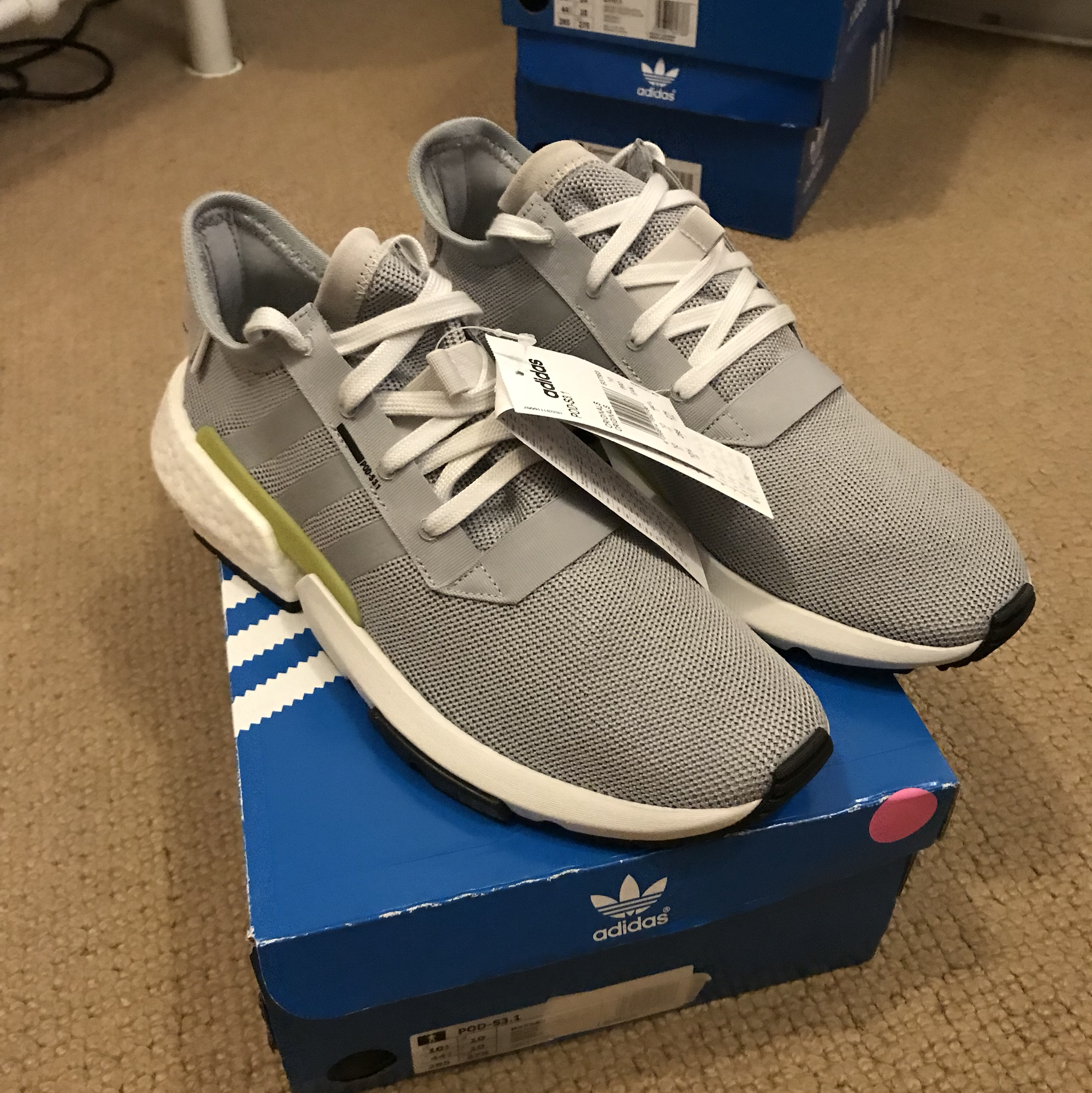 Adidas POD-S3.1 Brand new with box RRP