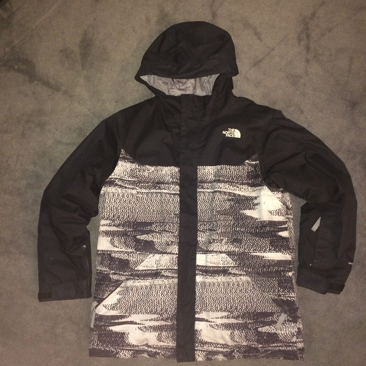 the north face dry fit jacke