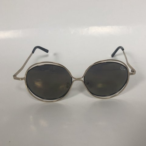 a03b940b49 Quay Australia Penny Lane sunglasses. One of the legs is a a - Depop