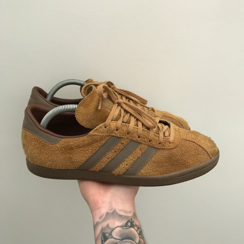 purchase cheap 016e5 f5fec  sgnclothing. last year. Leicester, United Kingdom. Adidas Tobacco Trainers  2011
