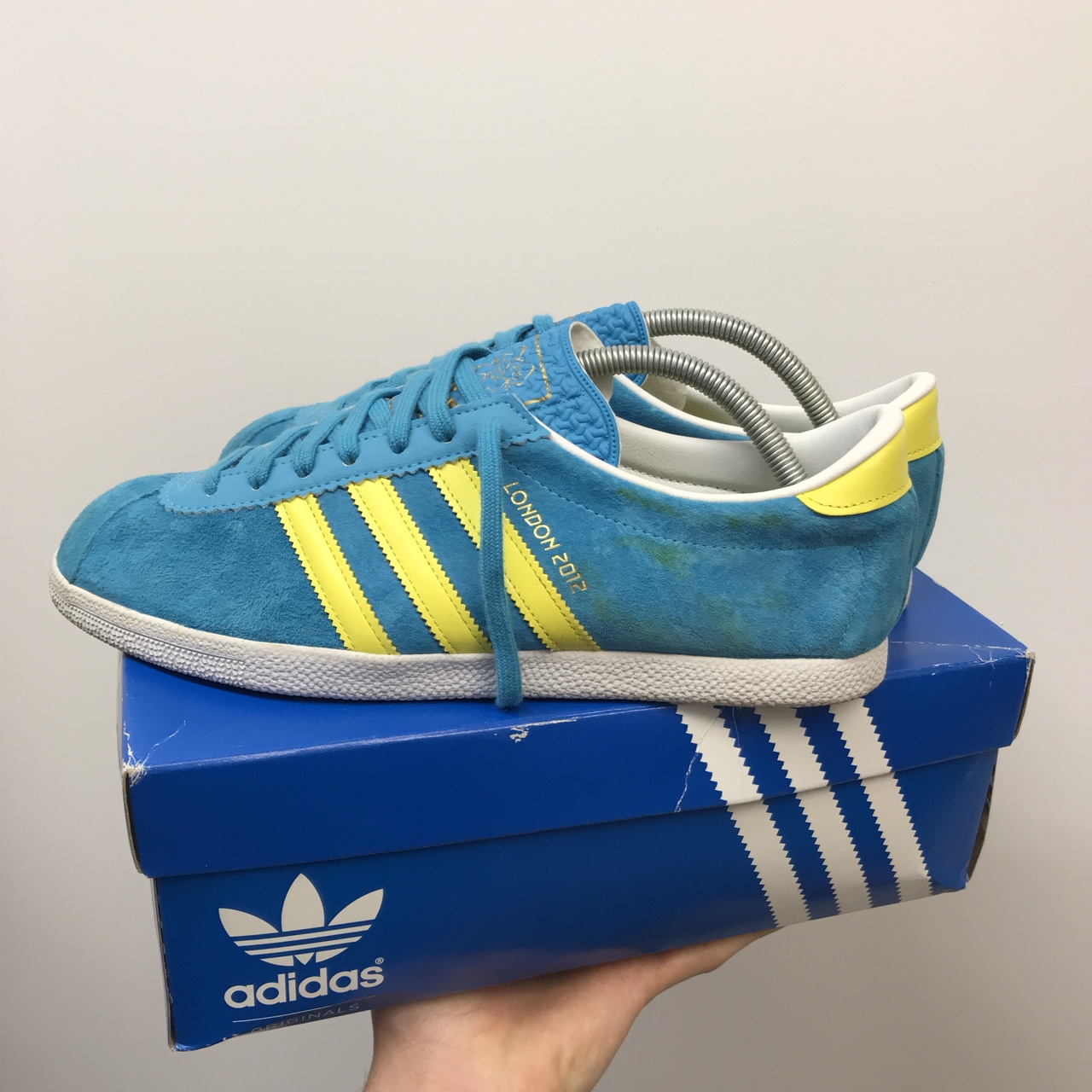 Adidas Originals London 2012 olympic Trainers, One...