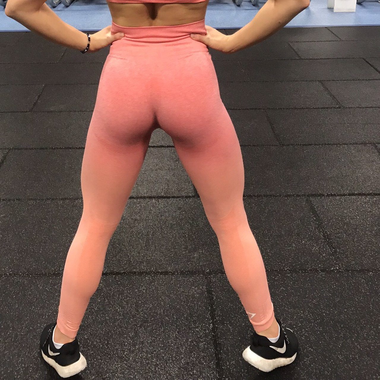 348a861463e0d @georgxo. 8 months ago. Solihull, United Kingdom. gymshark peach coral ombre  ...