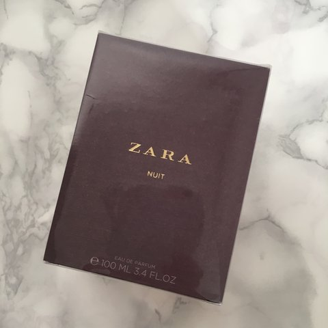 Zara Nuit Eau De Parfum Unopened Zara Perfume From The Off Depop