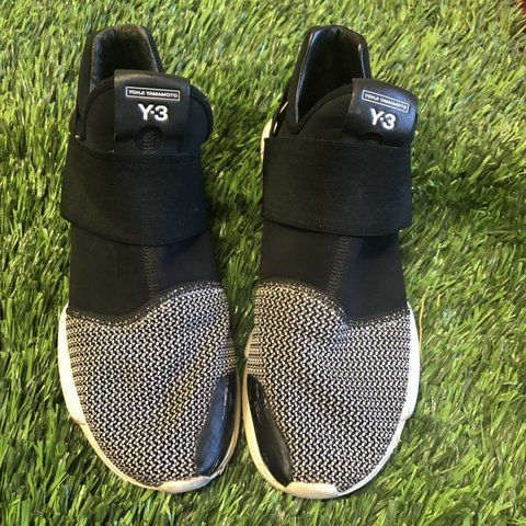 688d6b7a581d3 Y-3 Qasa low II Hyped by Jerry Lorenzo back in the day Very - Depop