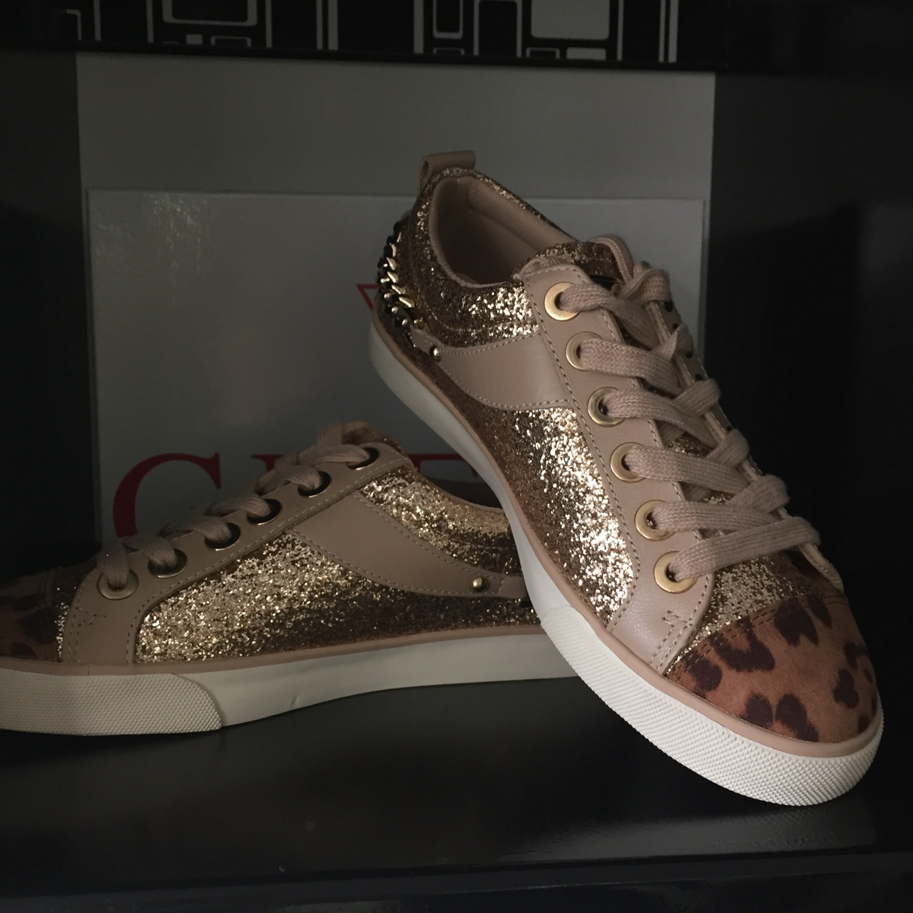 guess new collection shoes debfe4a