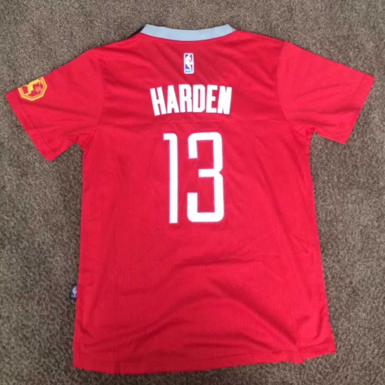 cheap for discount 2de80 ed2fe James Harden Official Chinese New Year Jersey - Depop