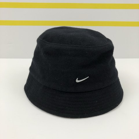 70fb990a51e03 ... spain vintage nike bucket hat size m l. lana wool nylon blend. depop  af013