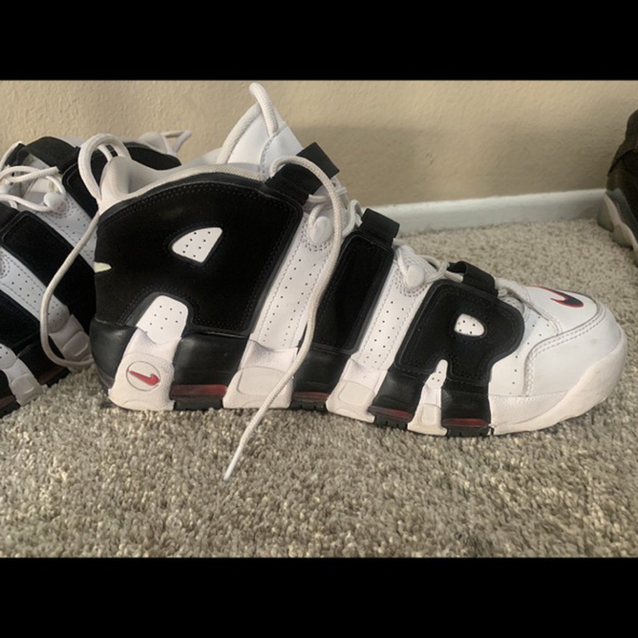 """NIKE AIR MORE UPTEMPO '96 """"IN YOUR FACE"""