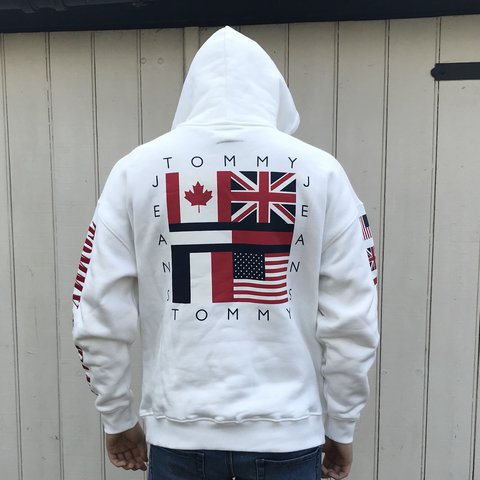 a714b7387 Tommy Jeans Tommy Hilfiger Flag Logos Capsule Collection • - Depop