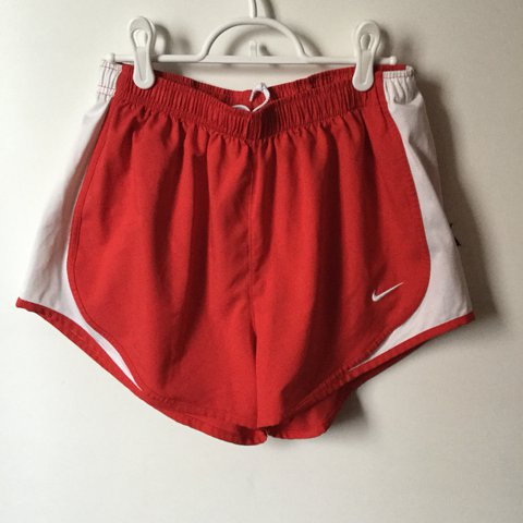 91c14d723036 @2loveydovey. last year. Fresno, United States. Nike red shorts. Medium.  Removed attached briefs.