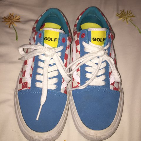295dbd5e5828 Golf wang x vans old skool Tyler the creator odd future. and - Depop