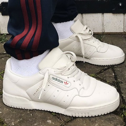 74a98e689 Adidas Yeezy Powerphase Calabasas Men s Size 9.5 Authentic - Depop
