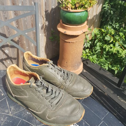 352b8ccc890e Reebok classic x Kendrick Lamar from the fourth and final a - Depop