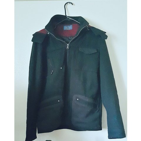 big sale 95971 e0452 + Details  Male Fleece Parka Jacket- 0