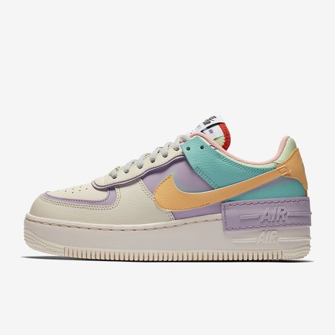 air force 1 shadow viola